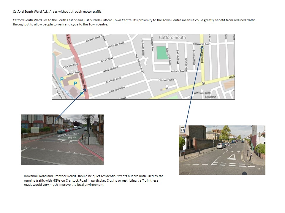 Space 4 Cycling Catford South Ask3
