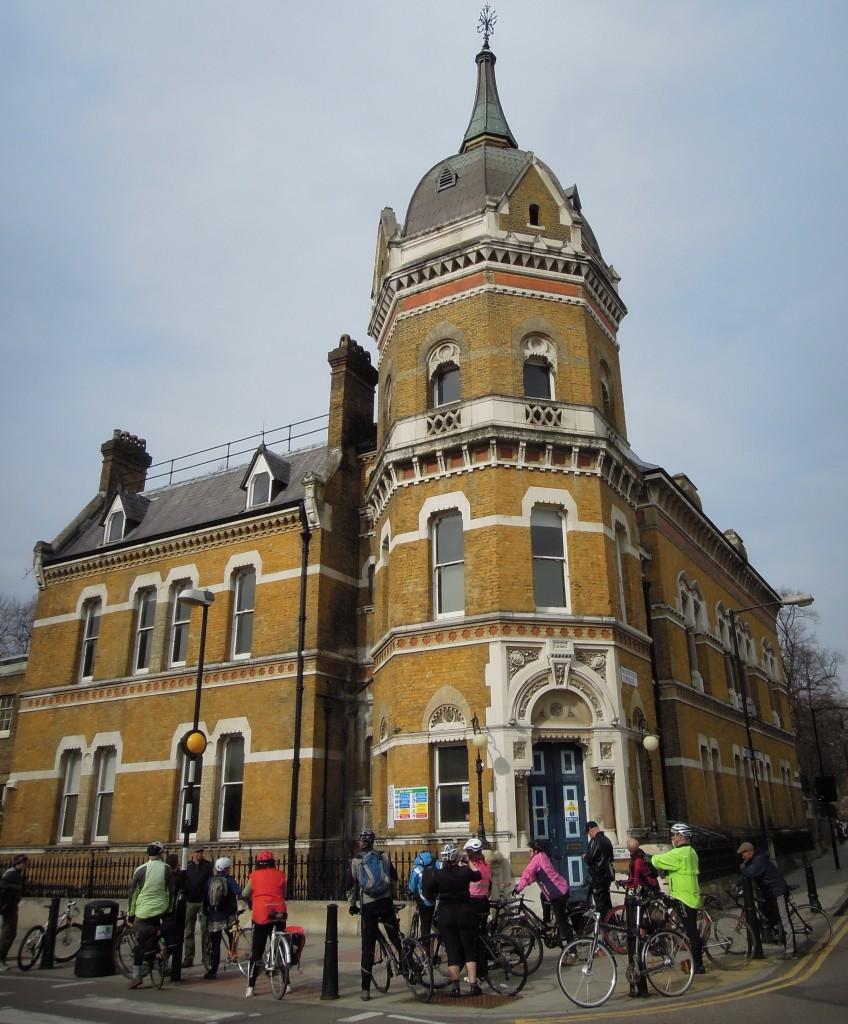Old Poplar Town Hall