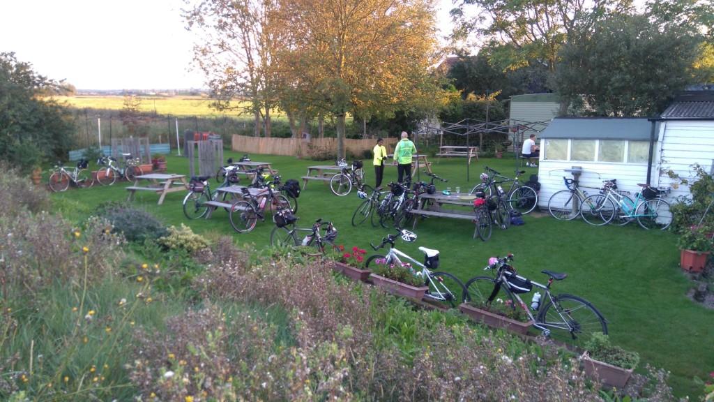More bikes arrive