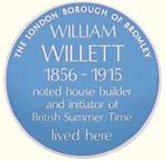 wm willett bplaque